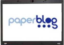 Visuel paperblog